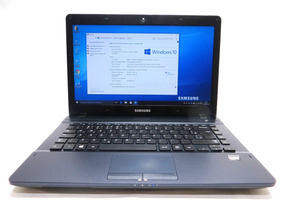 Notebook Samsung Np275 Amd E1 4gb 500gb Radeon Win10 Vitrine