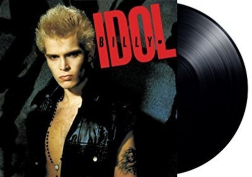 Billy Idol Idolize Yourself Vinilo Lp Us Import