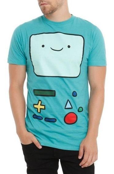 Playera Bmo Hora De Aventura - Adventure Time Hottopic