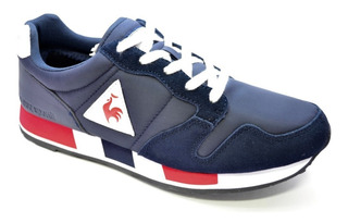 Zapatillas Le Coq Sportif Urbanas Omega Nylon Vs Colores Abc