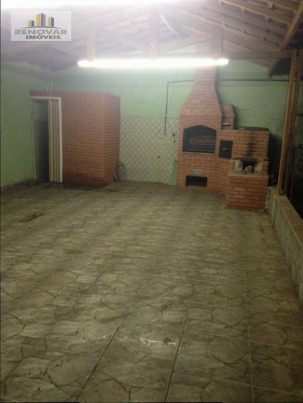 Sobrado Residencial À Venda, Centro, Mogi Das Cruzes - . - So0048