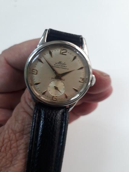 Relógio Mido Masc.anos 40/50 A Corda.