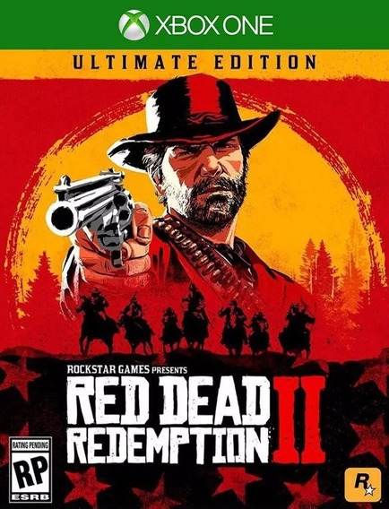 Red Dead Redemption 2 Ultimate Edition - Xbox One - Digital