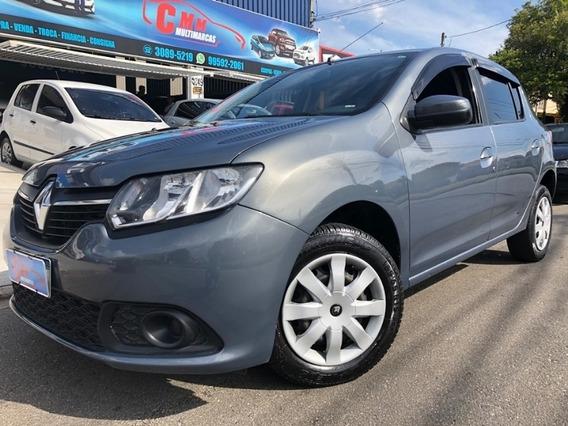 Renault/sandero Expression 1.6 (financia Aceita Troca )