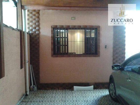 Casa Residencial À Venda, Jardim Almeida Prado, Guarulhos. - Ca2965