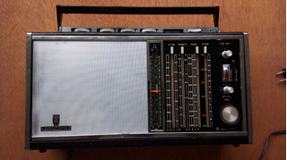 Rádio Antigo Grundig Sattelite 6001