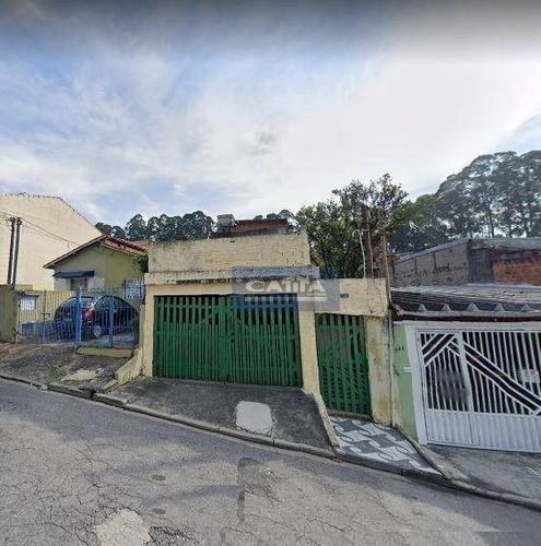 Imagem 1 de 30 de Imóvel Na Cidade Líder Com 02 Casas Térreas  Em Terreno 212m² À Venda,  Por R$ 318.000 - Cidade Líder - São Paulo/sp - Ca4098