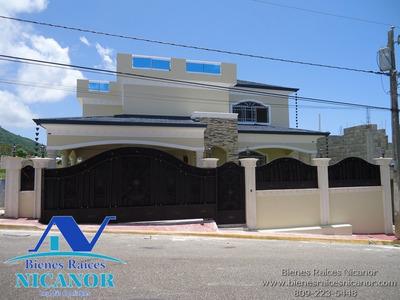 Casa En Venta Y Construcción En Puerto Plata