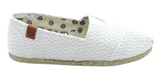 Alpargata Perky White Sweater Acp8325c