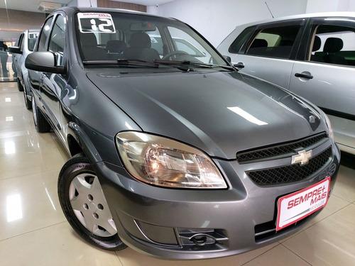 Chevrolet Celta 1.0 Lt Flex Power 5p 2012 Veiculos Novos