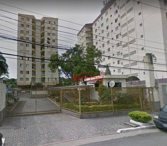 Apartamento Com 2 Dormitórios À Venda, 59 M² Por R$ 220.000,00 - Engenheiro Goulart - São Paulo/sp - Ap1964