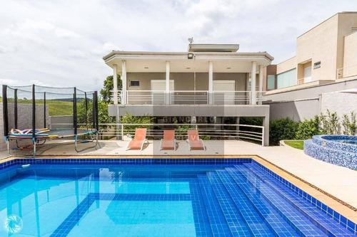 Imagem 1 de 30 de Casa Com 5 Dormitórios À Venda, 433 M² Por R$ 2.000.000,00 - Figueira Garden - Atibaia/sp - Ca0461