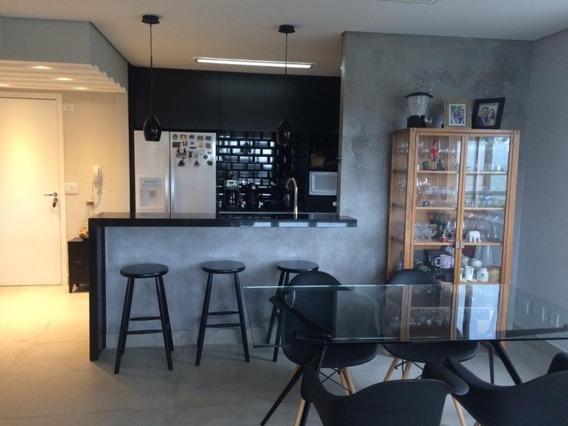 Apto Duplex Mobiliado 82m, 2 Suites, 2 Vagas, Alphapark - Apu00250