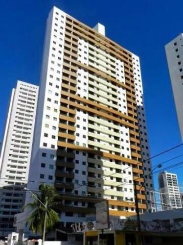 1962 - Ótimo Apartamento Em Manaíra Planejado E Mobiliado - 22240