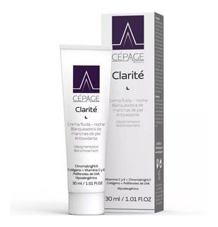 Cepage Clarite Crema Fluida Despigmentante X 30 Ml