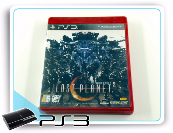 Ps3 Lost Planet 2 Original Playstation 3