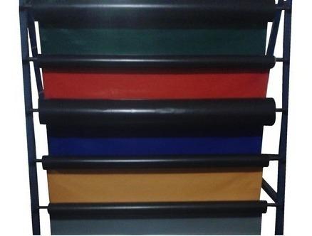 Imagem 1 de 10 de Lona Kp1000 Forte P/brinquedos Inflavéis Conserto 1.40x1.00