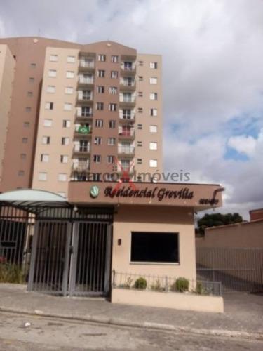 Apartamento Em Condomínio Padrão Para Venda No Bairro Vila Curuçá, 2 Dorm, 0 Suíte, 1 Vagas, 56 M - 912