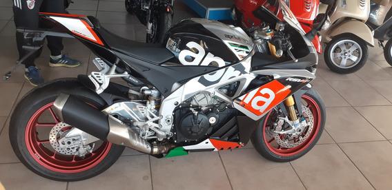Aprilia Rsv 4-rf 1000cc (patentada En Agosto 2018) / Permuto