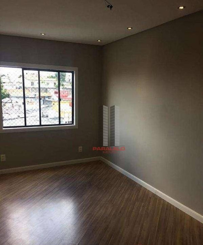 Apartamento Com 2 Dormitórios À Venda, 52 M² Por R$ 270.000 - Vila Alpina - São Paulo/sp - Ap2660