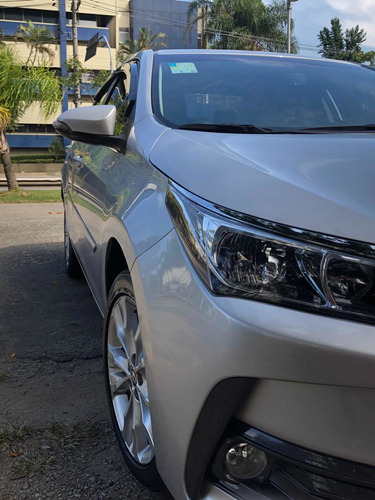Imagem 1 de 8 de Toyota Corolla 2018 2.0 16v Xei Flex Multi-drive S 4p