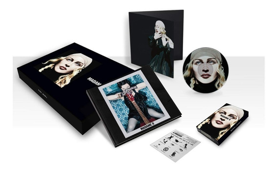 Madonna Madame X Box Set Deluxe