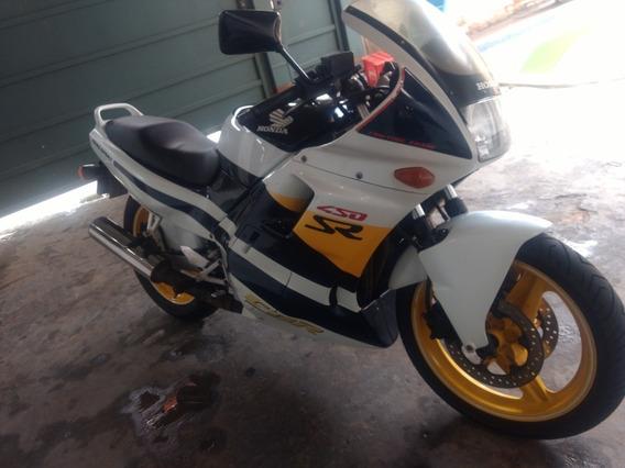 Honda Cbr450 Sr