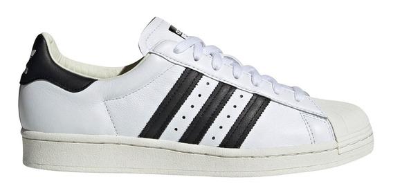 Zapatillas adidas Superstar 50 De Hombre Bla/neg