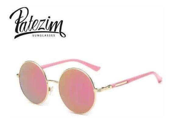 Óculos De Sol Das Meninas Verão Patezim 2019