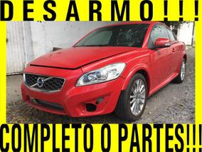 Volvo C30 2012 Completo O Partes Desarmo Refacciones Chocado