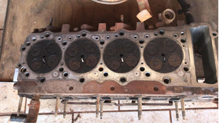 Cabecote Triton 3.2 Hpe 2012 Diesel Original Std
