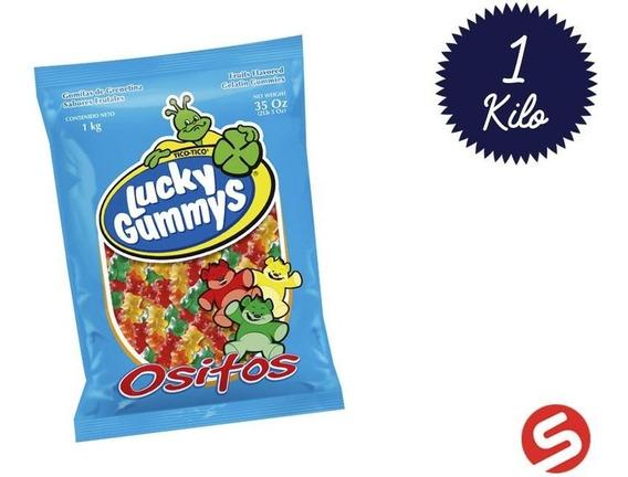 Gummy Lucky Osos 1kg