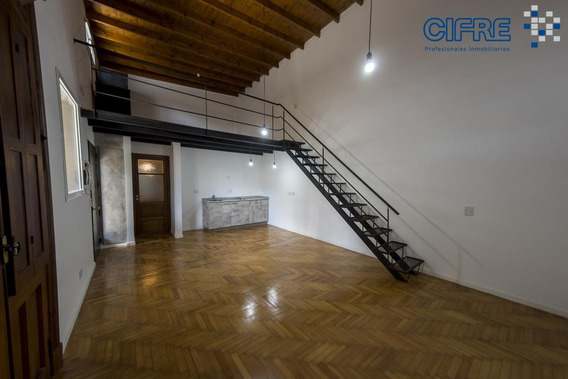 Ph 2 Ambientes En Duplex, Con Patio. A Estrenar En Alquiler