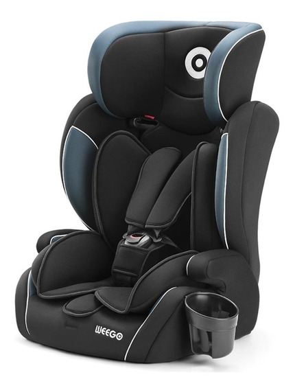 Cadeira Para Auto Azul Weego Myride 9 À 36kg 4004 Multilaser