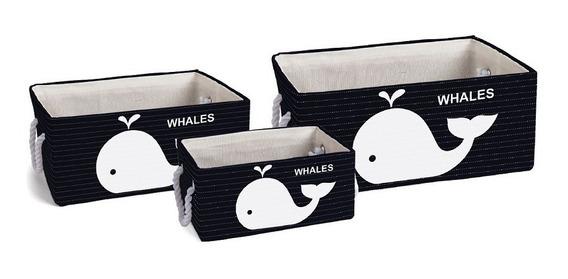 Kit Organizador Baleia