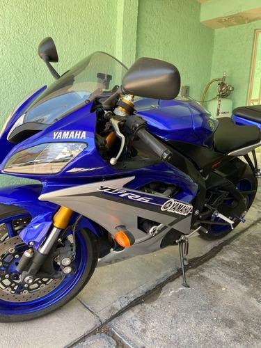 Imagen 1 de 9 de Yamaha R6   Con 996 Km Su Carnet De Agencia