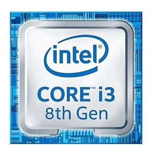 Procesador Gamer Intel Core I3-8100 Bx80684i38100