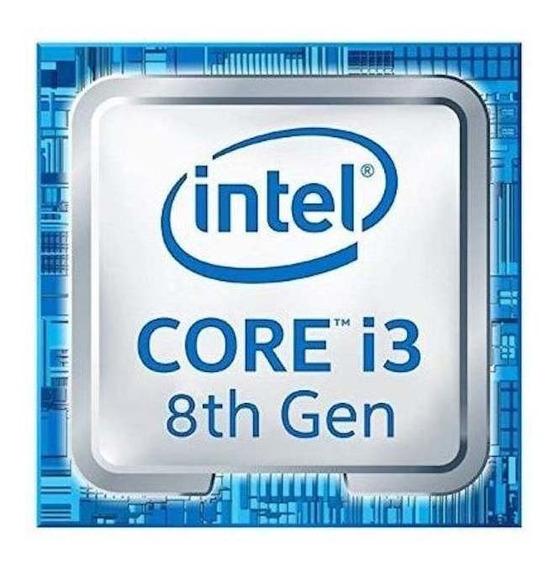 Procesador Intel Core i3-8100 BX80684I38100 4 núcleos 64 GB