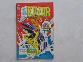 Ka-zar N° 2 Editora Bloch Original