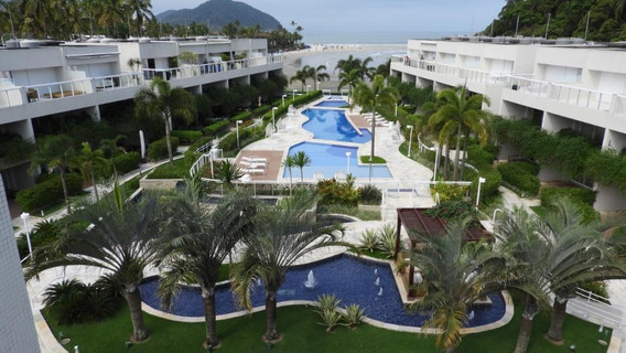 Casa Com 5 Suítes À Venda - Balneário Praia Do Pernambuco - Guarujá/sp - Ca2725