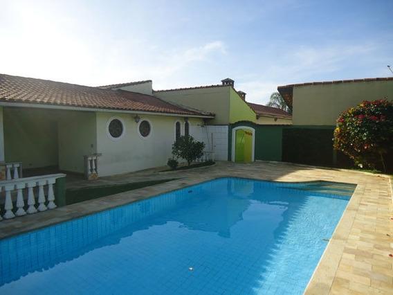 Casa Com Piscina E Com Casa Para Caseiro - Ref.845-s.marcos