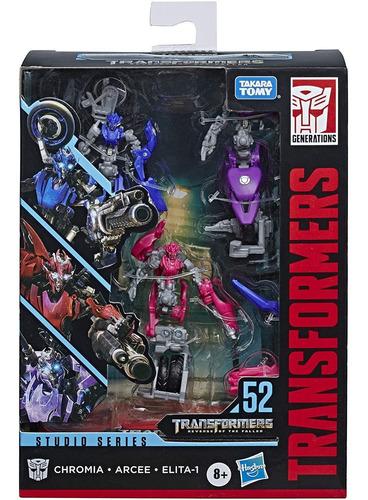 Transformers Studio Series - Chromia Arcee Elita-1 - Hasbro