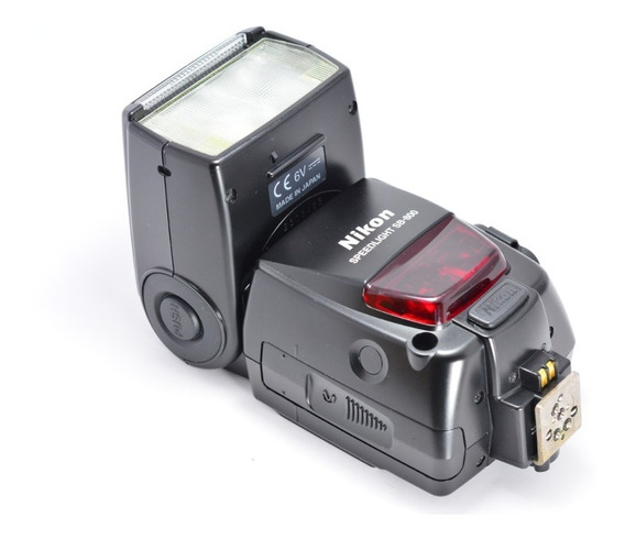 Nikon Sb 800 Flash Speedlight Af Zoom I-ttl D-ttl Ttl