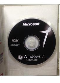 Cd Do Windows 7 32/64 Bit P/ Formatação De Computadores