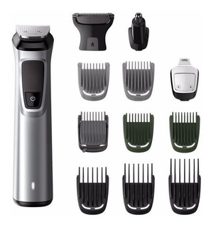 Afeitadora Philips Multigroom 12 En 1 Mg7715 Showerproof