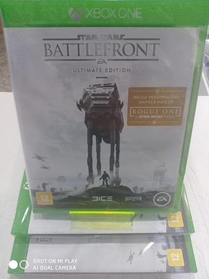 Jogo Star Wars Battlefront Xbox One Original Portugues Fisic
