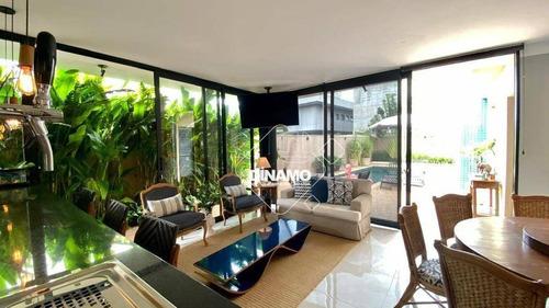 Imagem 1 de 30 de Casa Com 3 Dormitórios À Venda, 275 M² Por R$ 2.250.000,00 - Jardim Olhos D'agua - Ribeirão Preto/sp - Ca1597
