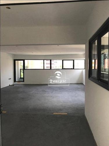 Sala Para Alugar, 74 M² Por R$ 2.500,00/mês - Jardim - Santo André/sp - Sa0899