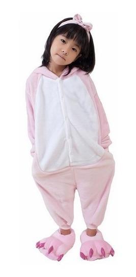 Pijama Disfraz Mameluco Kigurumi Cerdito Puerquito Niño