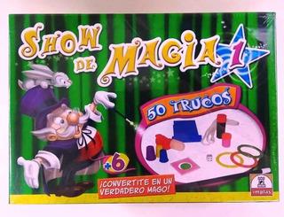 Show De Magia 50 Trucos Infantil 1 Implas Rosario